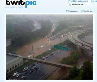 ATL flood Twitpic