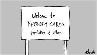 http://gapingvoid.com/2006/12/29/the-nobody-cares-manifesto/
